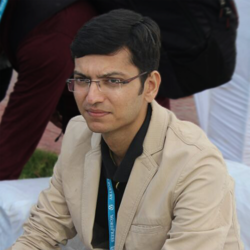 pratik gandhi wordcamp ahmedabad organizer