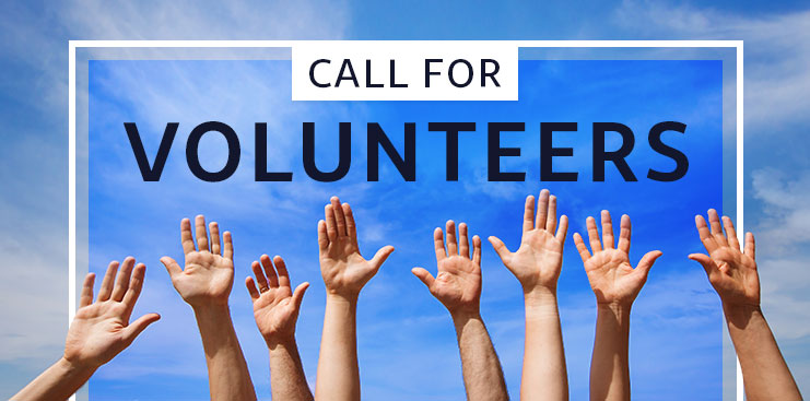 call-for-volunteer